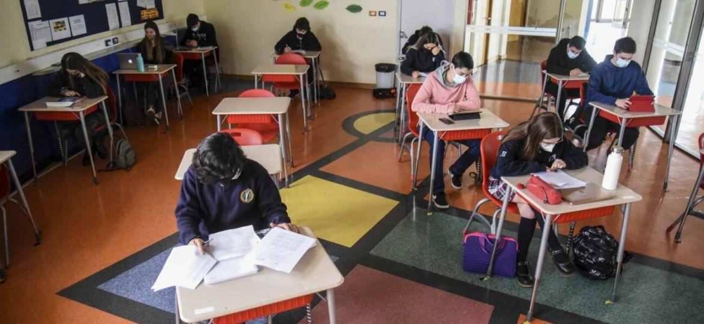 CONCON: Colegio SEK comienza clases presenciales